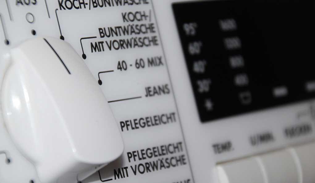 Waschmaschine von oben befüllbar