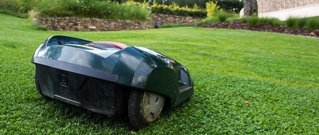 Rasenmäher Roboter ohne Begrenzungskabel