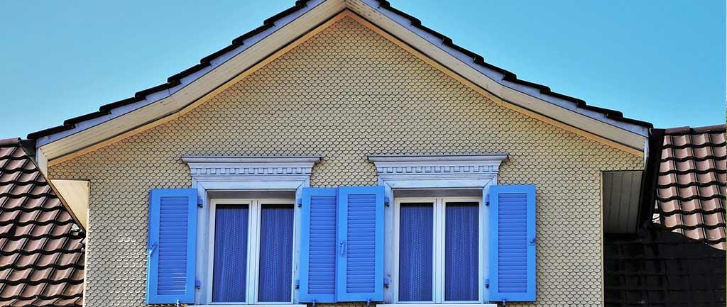 Klimagerät für Dachwohnung