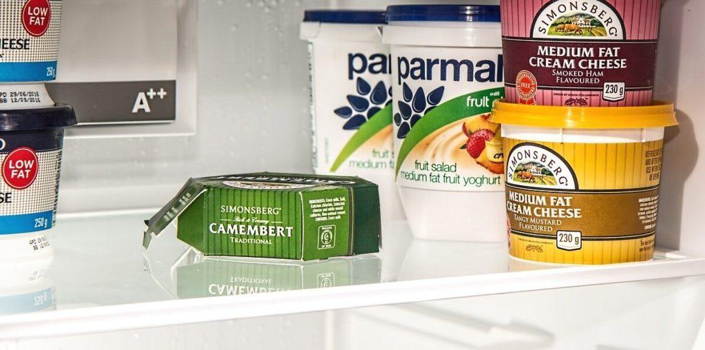 Kleiner Kühlschrank ohne Gefrierfach