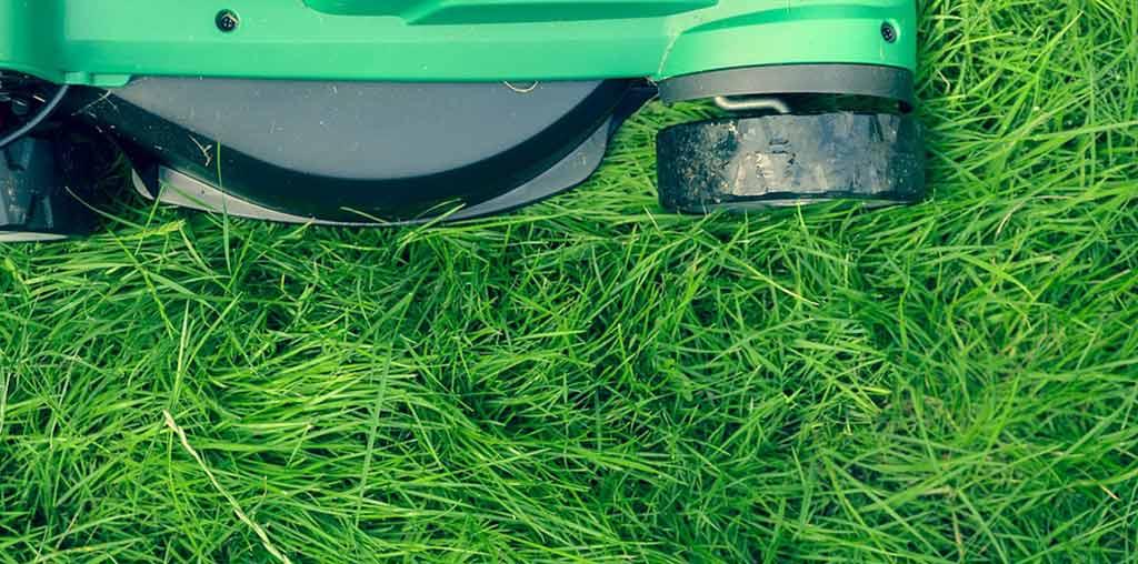 Mähroboter für mehrere Rasenflächen