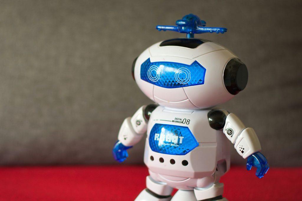 Roboter für 5 Jährige