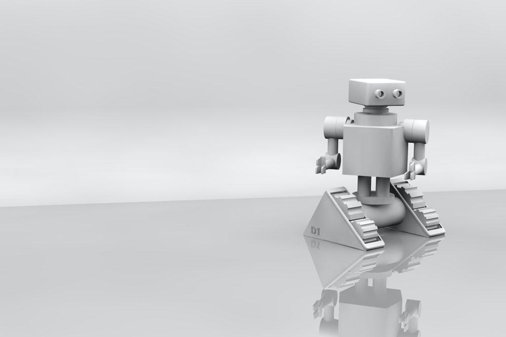 Spielroboter für Kinder