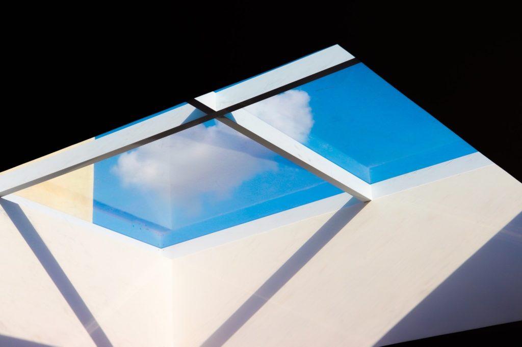 Fensterputzroboter überkopf